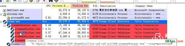 steam登陆账号后闪退,服务器上删除异常dll文件会自动生成